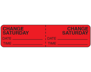 Daily Change Labels