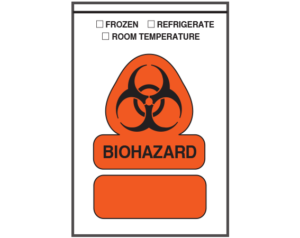 Poly Biohazard Bags