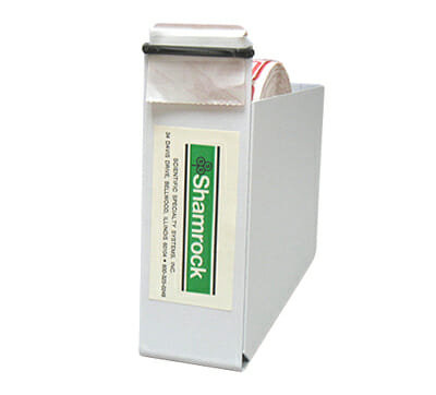 """1-1/2"""" WIDE Pre-Cut Label Dispenser for Widths up to 1-1/2"""""""