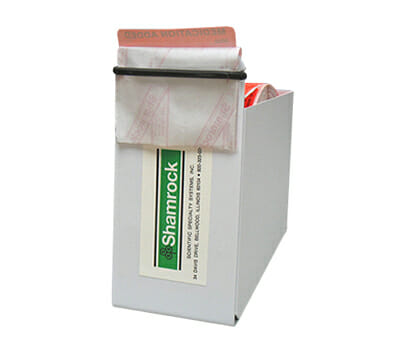 """2-1/2"""" WIDE Pre-Cut Label Dispenser for Widths up to 2-1/2"""""""